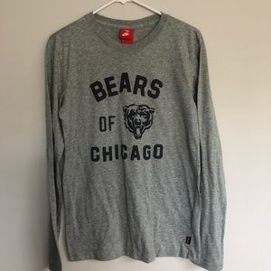 Chicago Bears Nike Long Sleeve T-Shirt